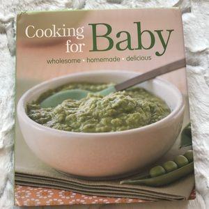 Williams Sonoma cookbook Cooking for Baby